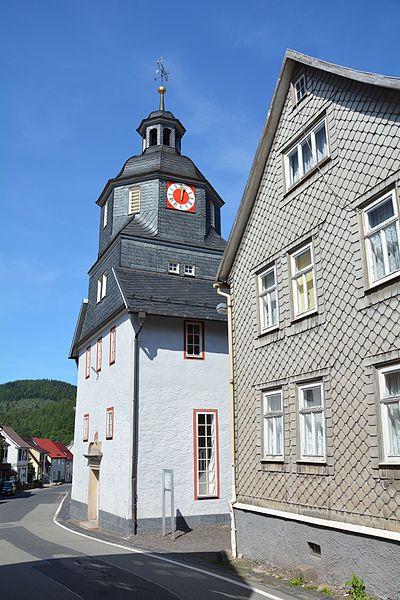 Bild Kirche Oberschönau
