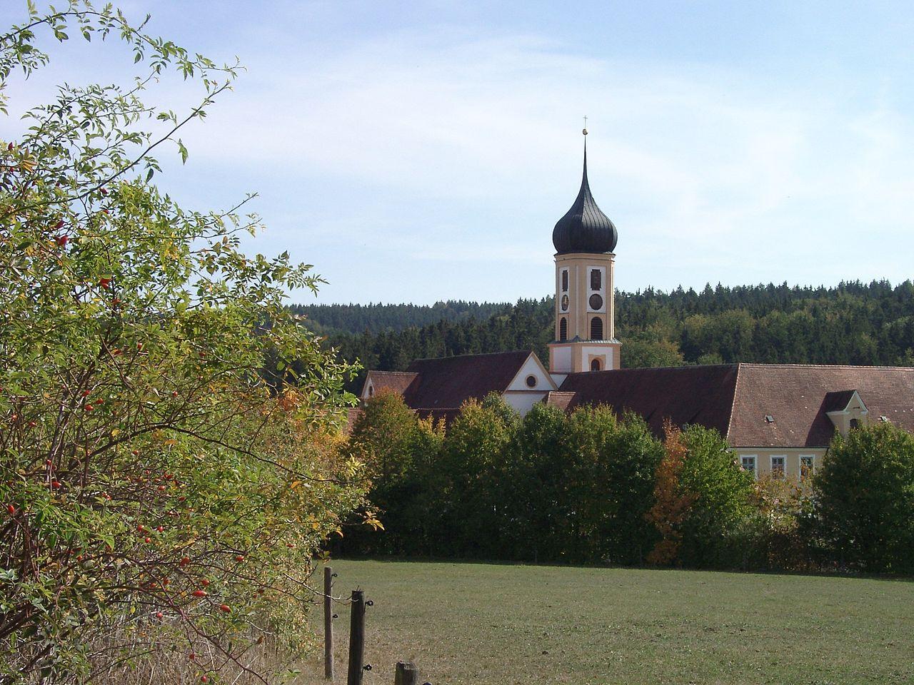 Bild Kloster Oberschönenfeld Gessertshausen