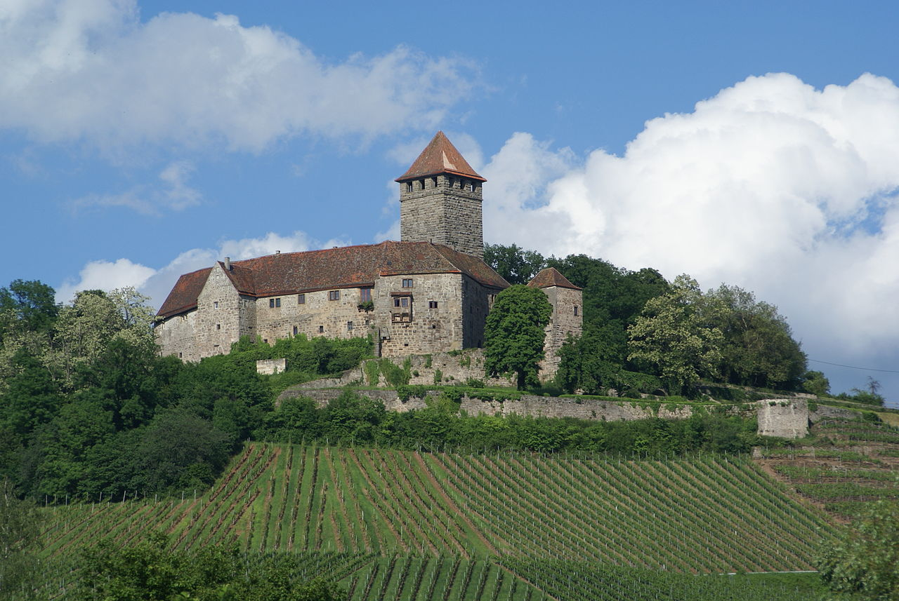Bild Burg Lichtenberg Oberstenfeld