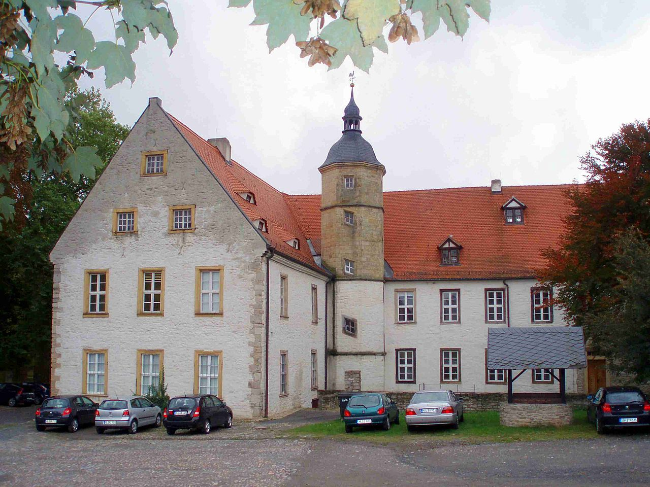 Bild Schloss Oberwiederstedt