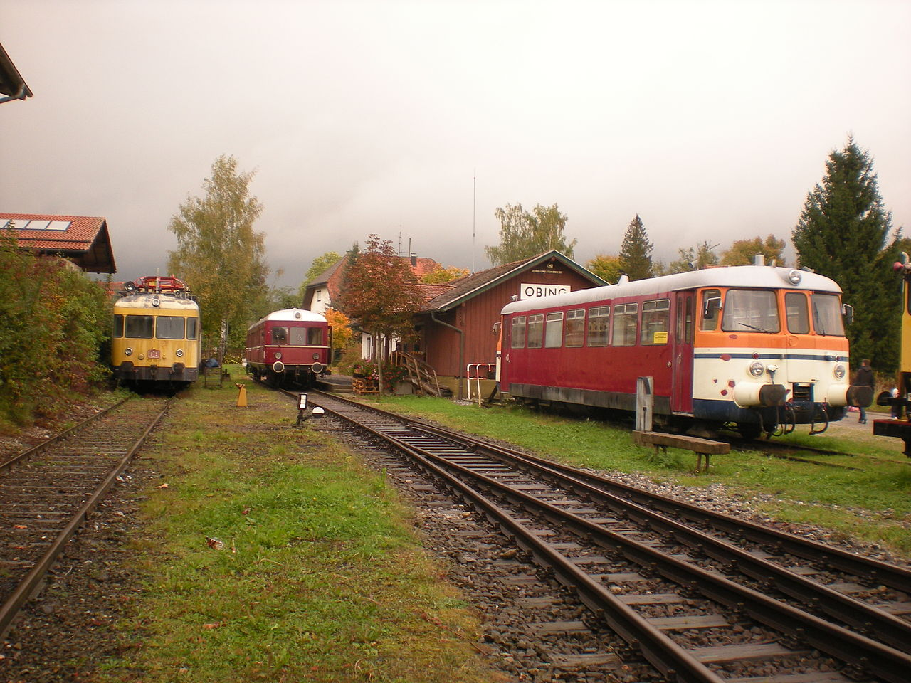 Bild Chiemgauer Lokalbahn Bad Endorf