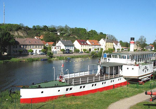 Bild Binnenschifffahrtsmuseum Oderberg
