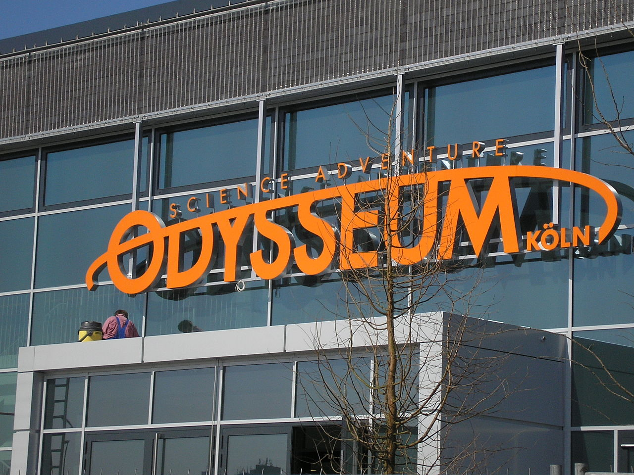 Bild Abenteuer Wissenspark Odysseum Köln