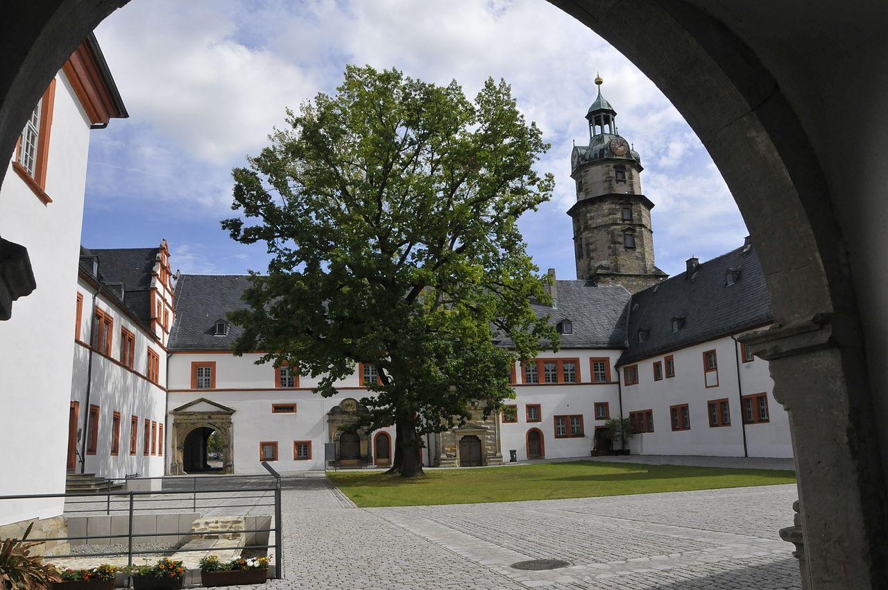 Bild Schloss Ehrenstein Ohrdruf