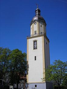 Bild St. Michaelis Kirche Ohrdruf
