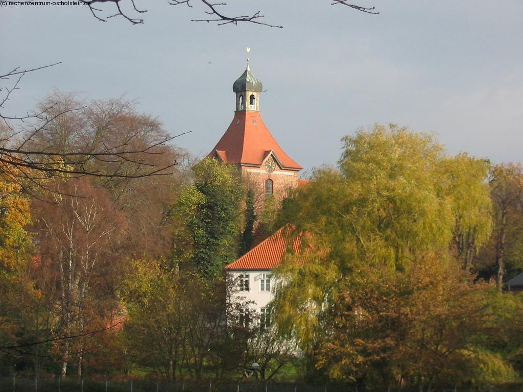 Bild St. Johannis Kirche Oldenburg in Holstein