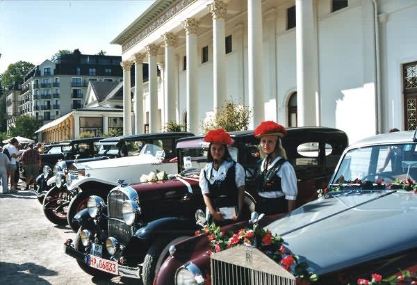 Bild Internationales Oldtimer Meeting Baden Baden