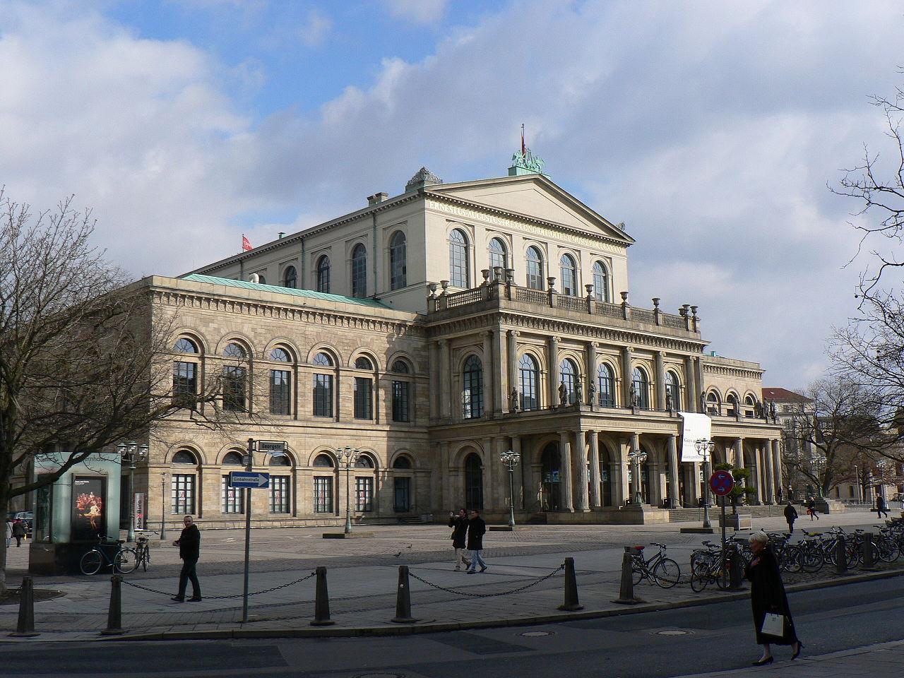 Bild Opernhaus Hannover