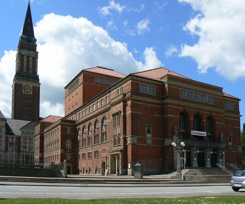 Bild Opernhaus Kiel