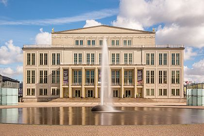 Bild Oper Leipzig