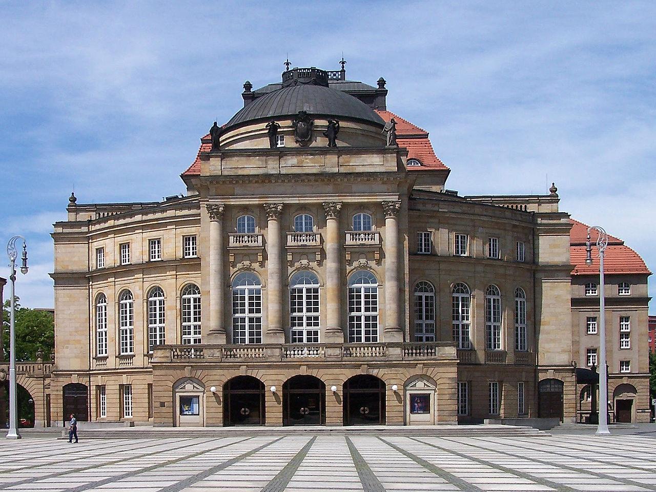 Bild Chemnitzer Opernhaus