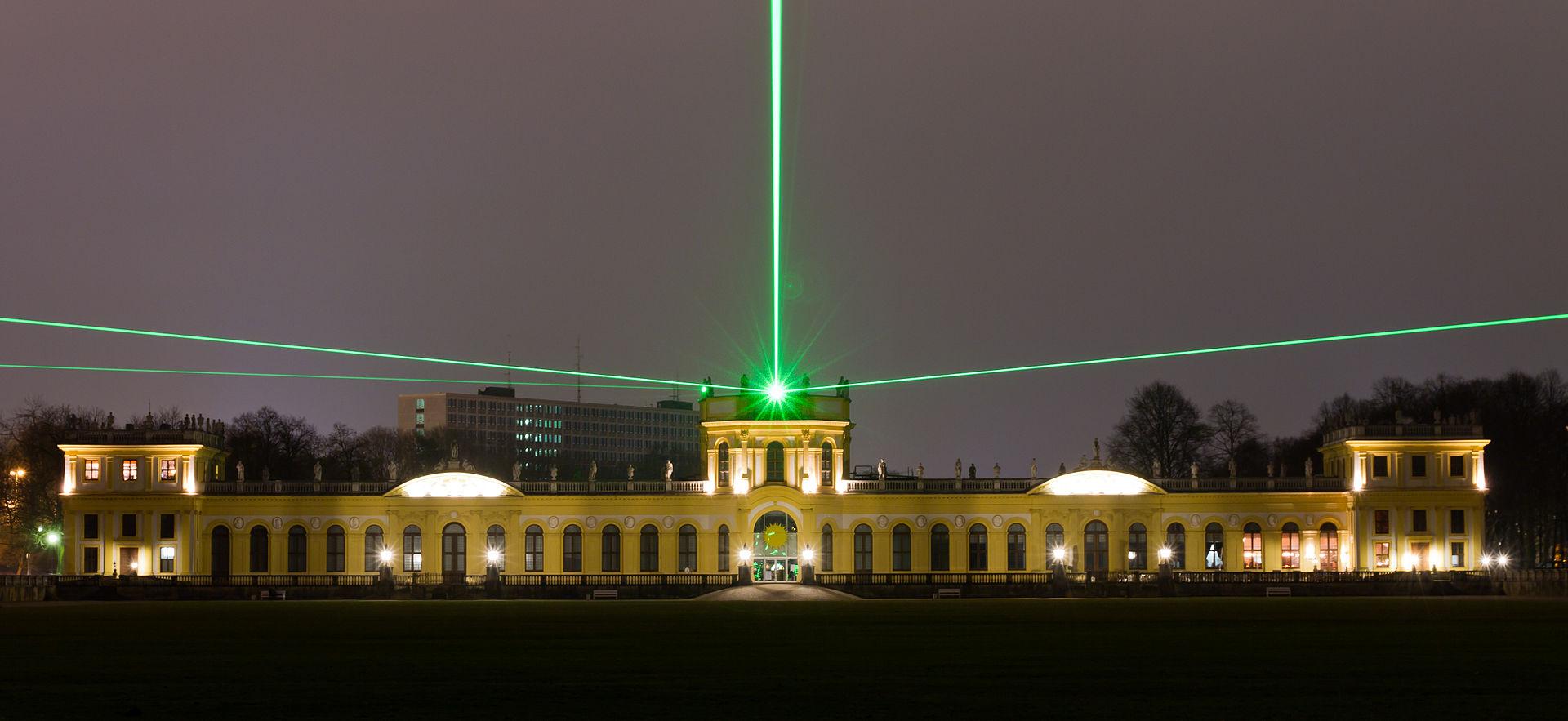 Bild Planetarium in der Orangerie  Kassel