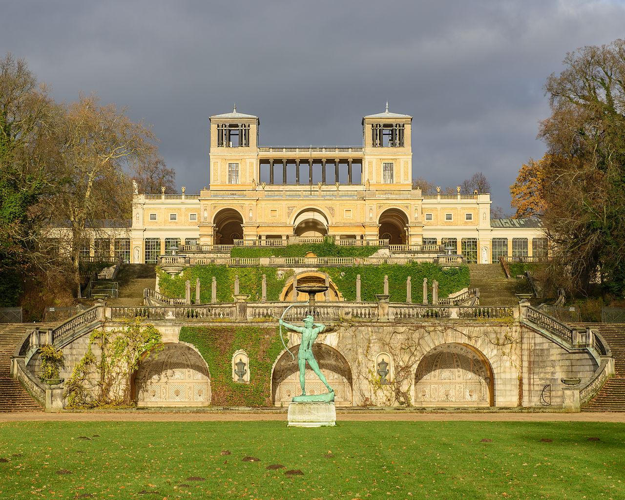 Bild Orangerieschloss Potsdam
