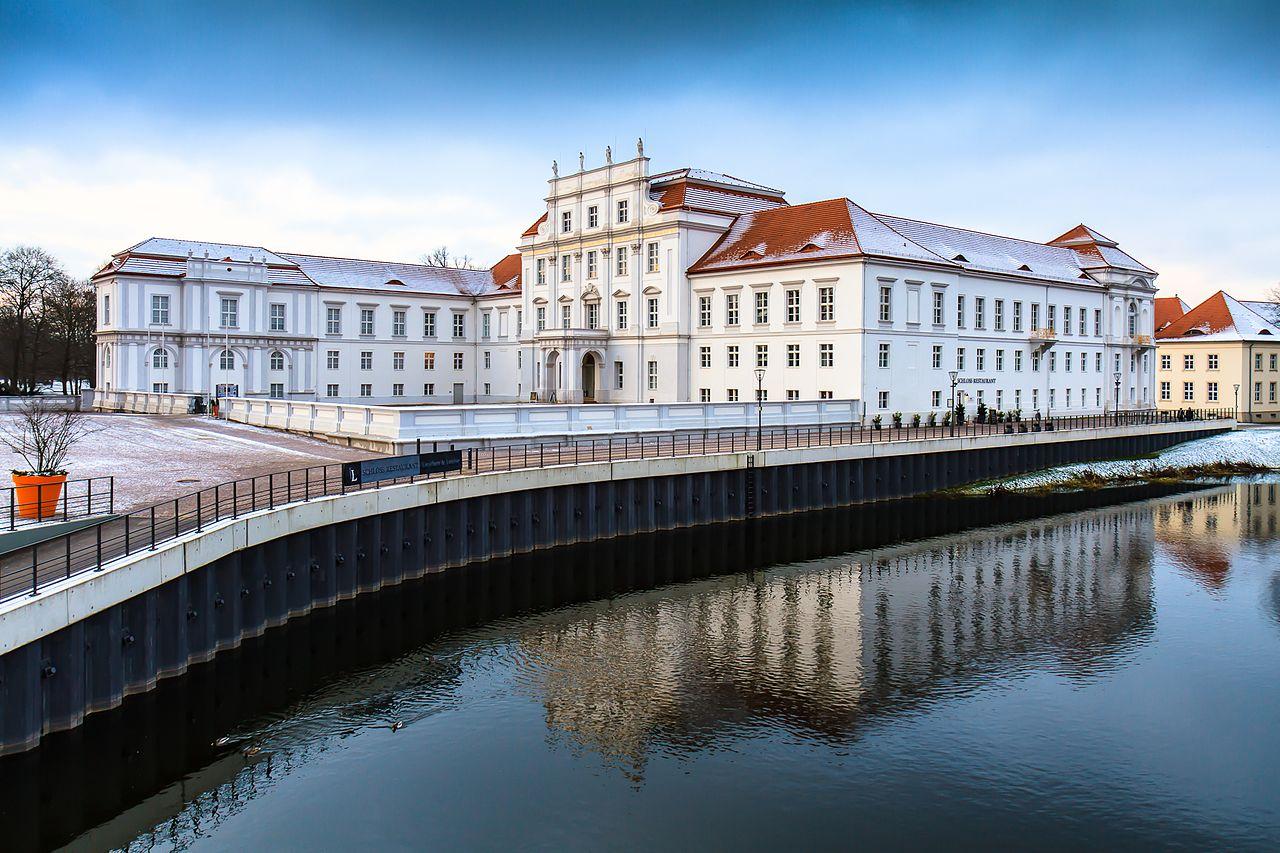 Bild Schloss Oranienburg