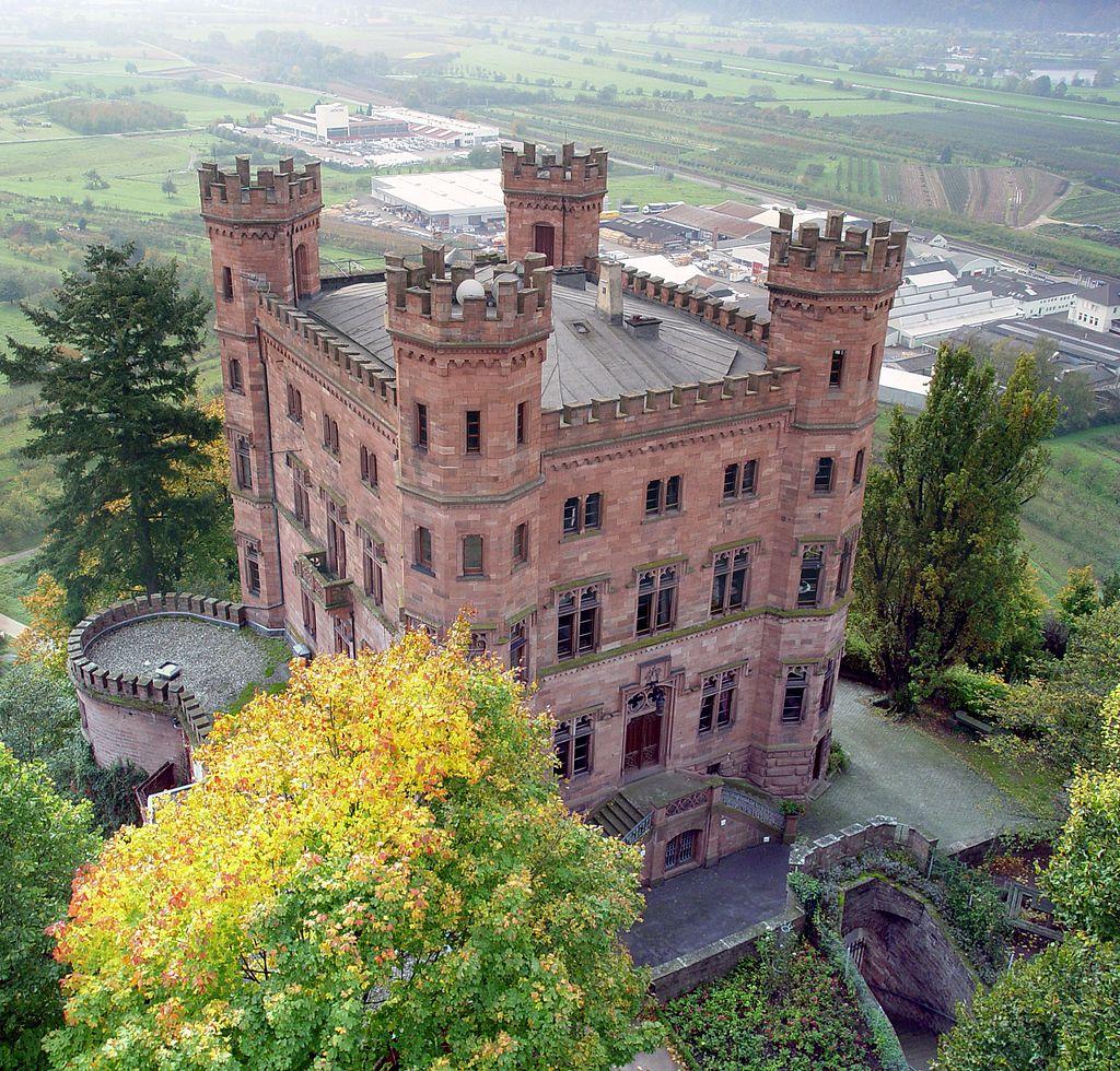 Bild Schloss Ortenberg