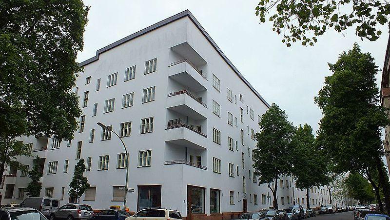Bild Wohnanlage Ossastraße Berlin