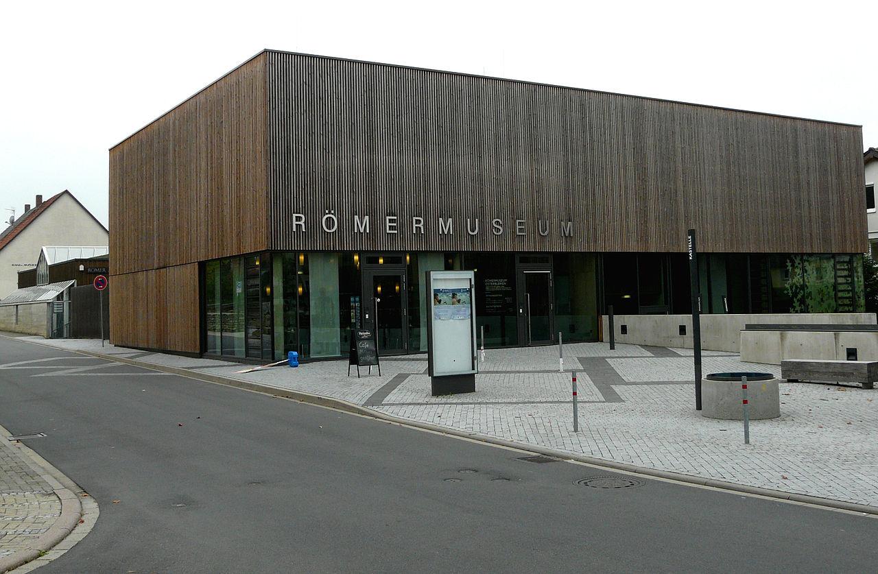 Bild Römermuseum Osterburken
