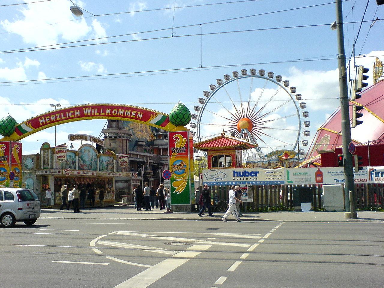 Bild Plärrer Augsburg