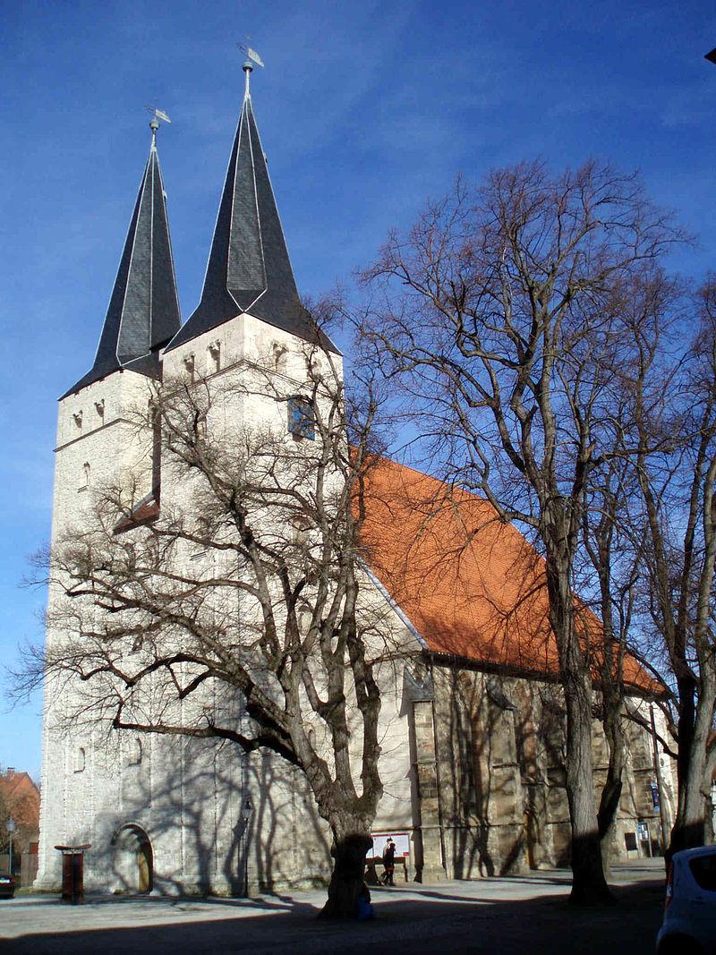 Bild St. Stephanikirche Osterwieck