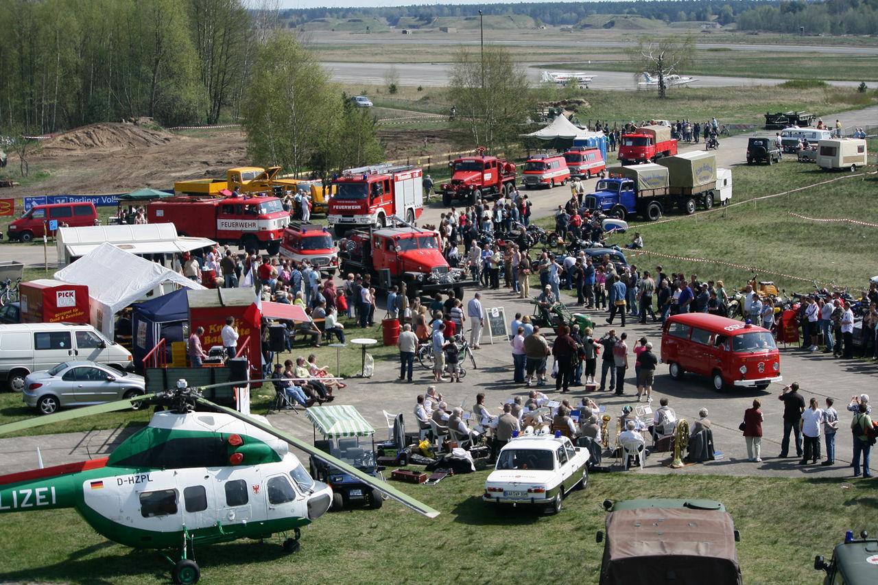 Bild Luftfahrtmuseum Finowfurt