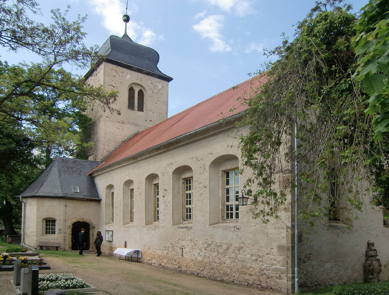 Bild Patronatskirche Ostrau