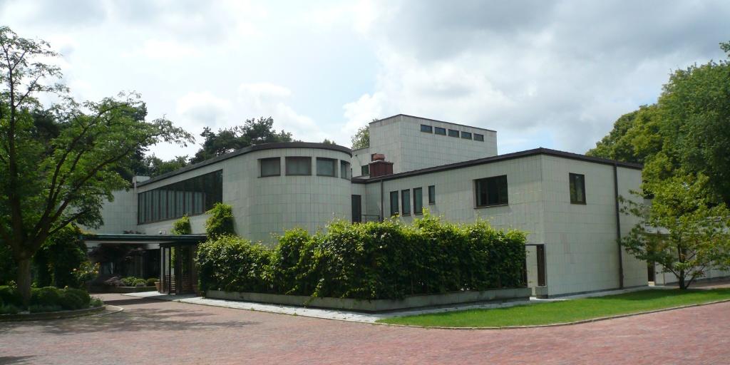 Bild Reemtsma Villa Hamburg
