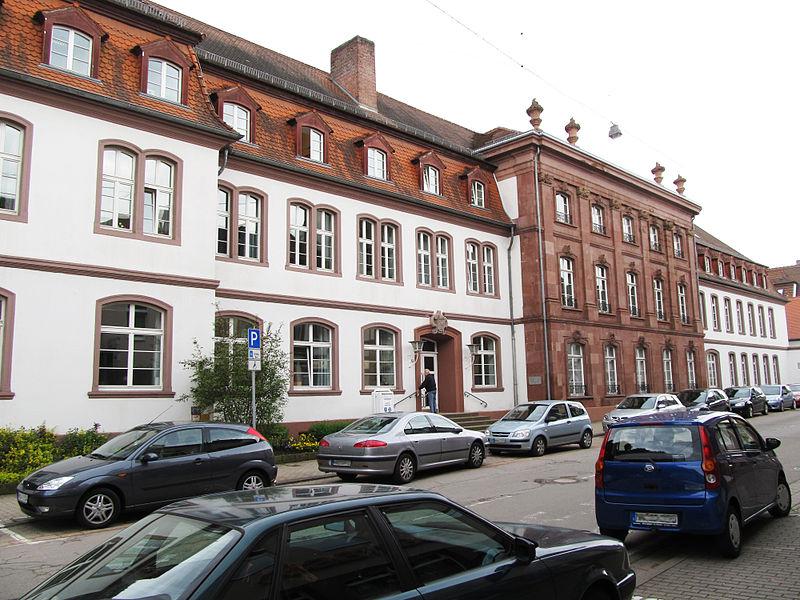 Bild Witwenpalais in Ottweiler