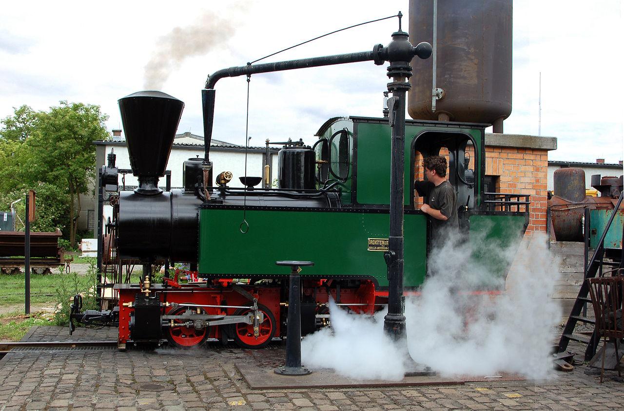 Bild Vorwerker Kleinbahn Lübeck