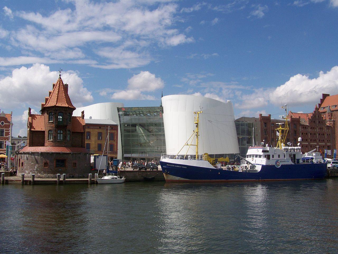 Bild Ozeaneum Deutsches Meeresmuseum Stralsund