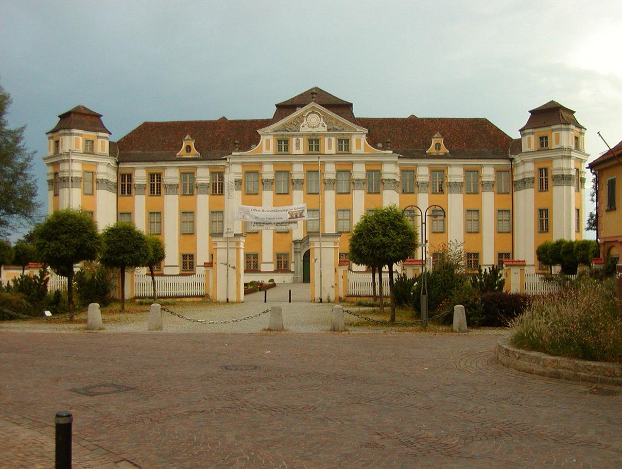 Bild Neues Schloss Tettnang