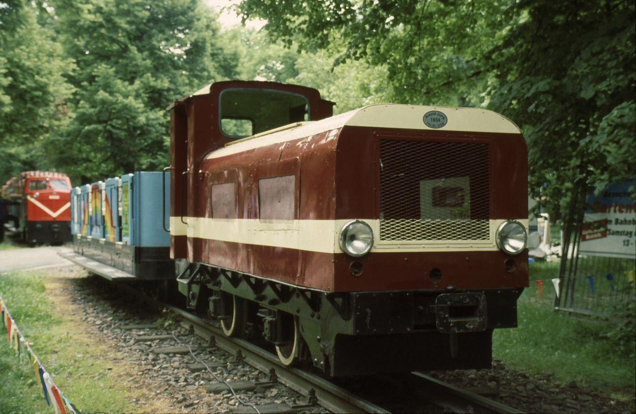 Bild Parkeisenbahn Chemnitz