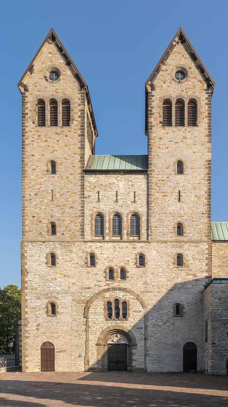 Bild Abdinghofkirche Paderborn