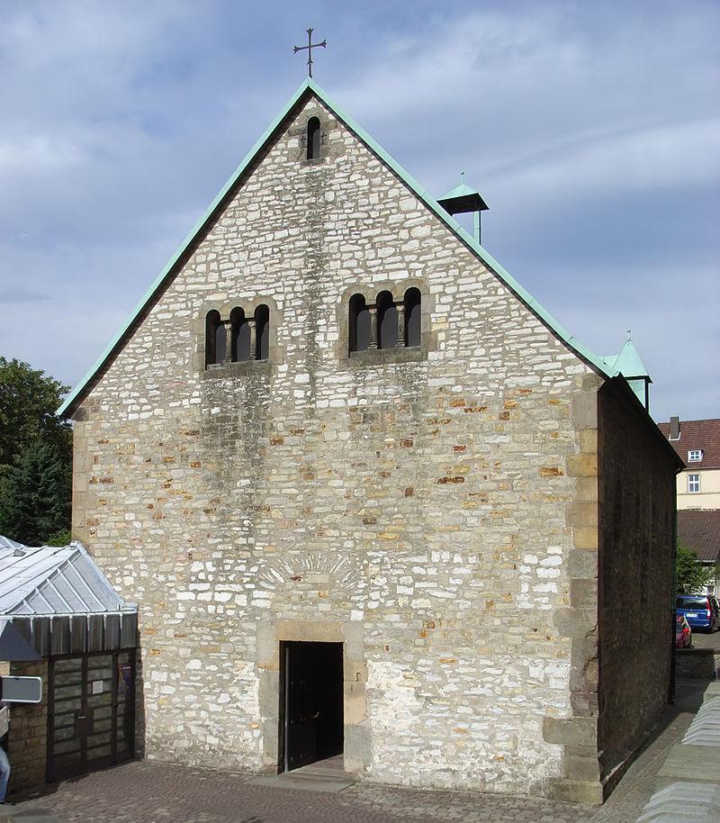 Bild Bartholomäuskapelle Paderborn
