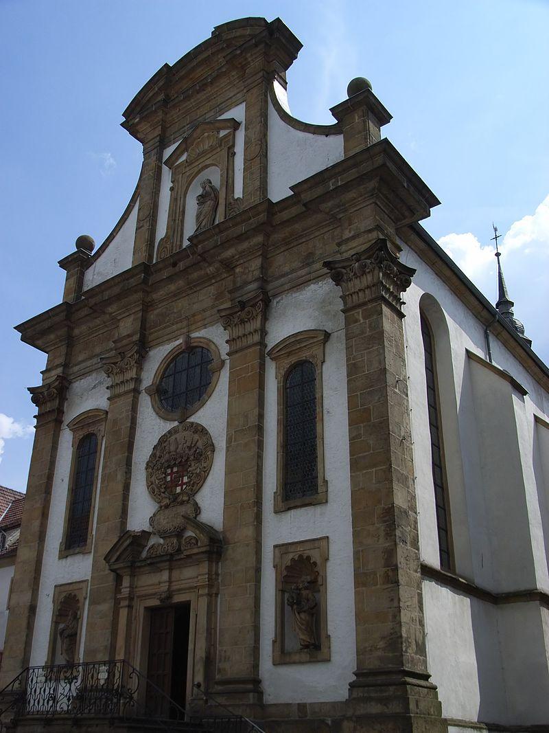 Bild Franziskanerkloster Paderborn