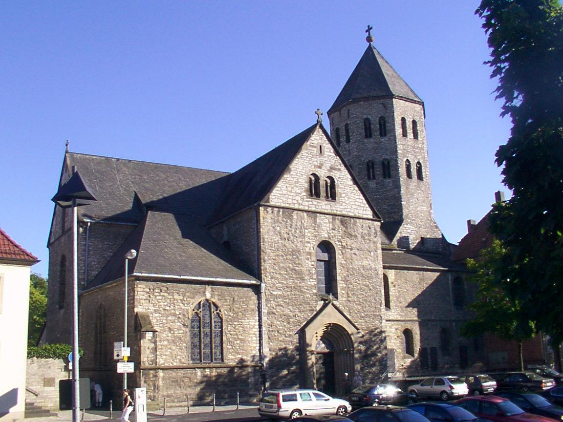 Bild Gaukirche Paderborn