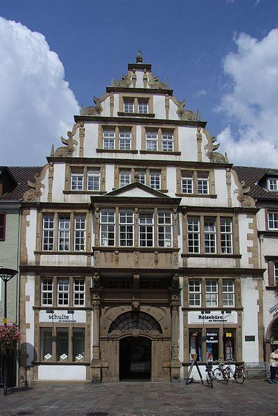 Bild Heisingsches Haus Paderborn