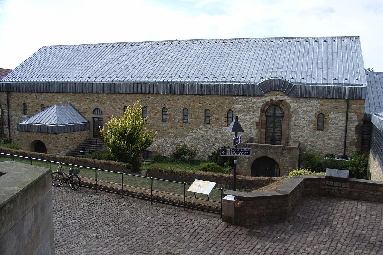 Bild Museum in der Kaiserpfalz Paderborn