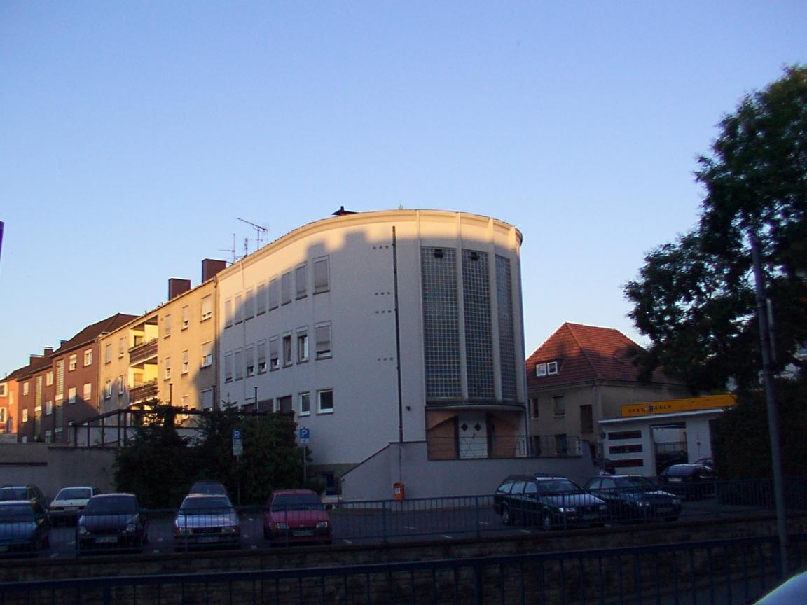 Bild Synagoge Paderborn