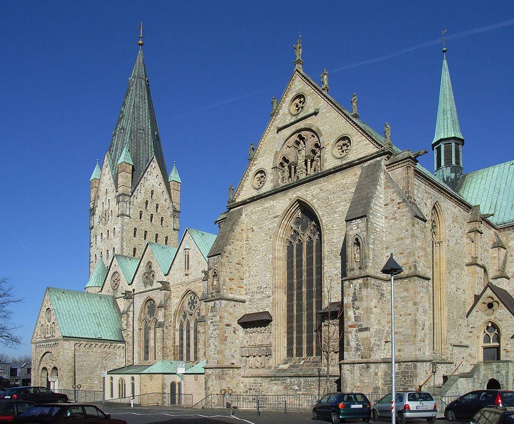Bild Dom Paderborn