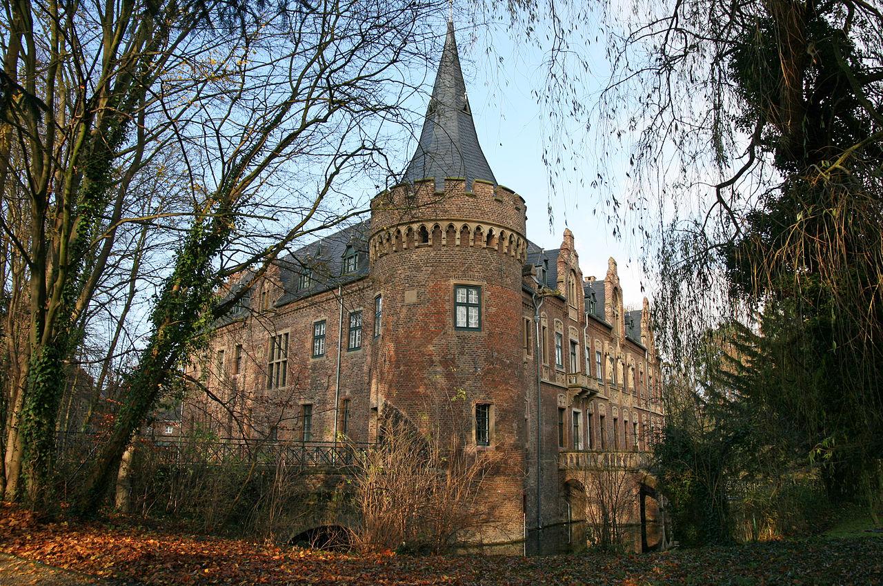 Bild Schloss Paffendorf Bergheim