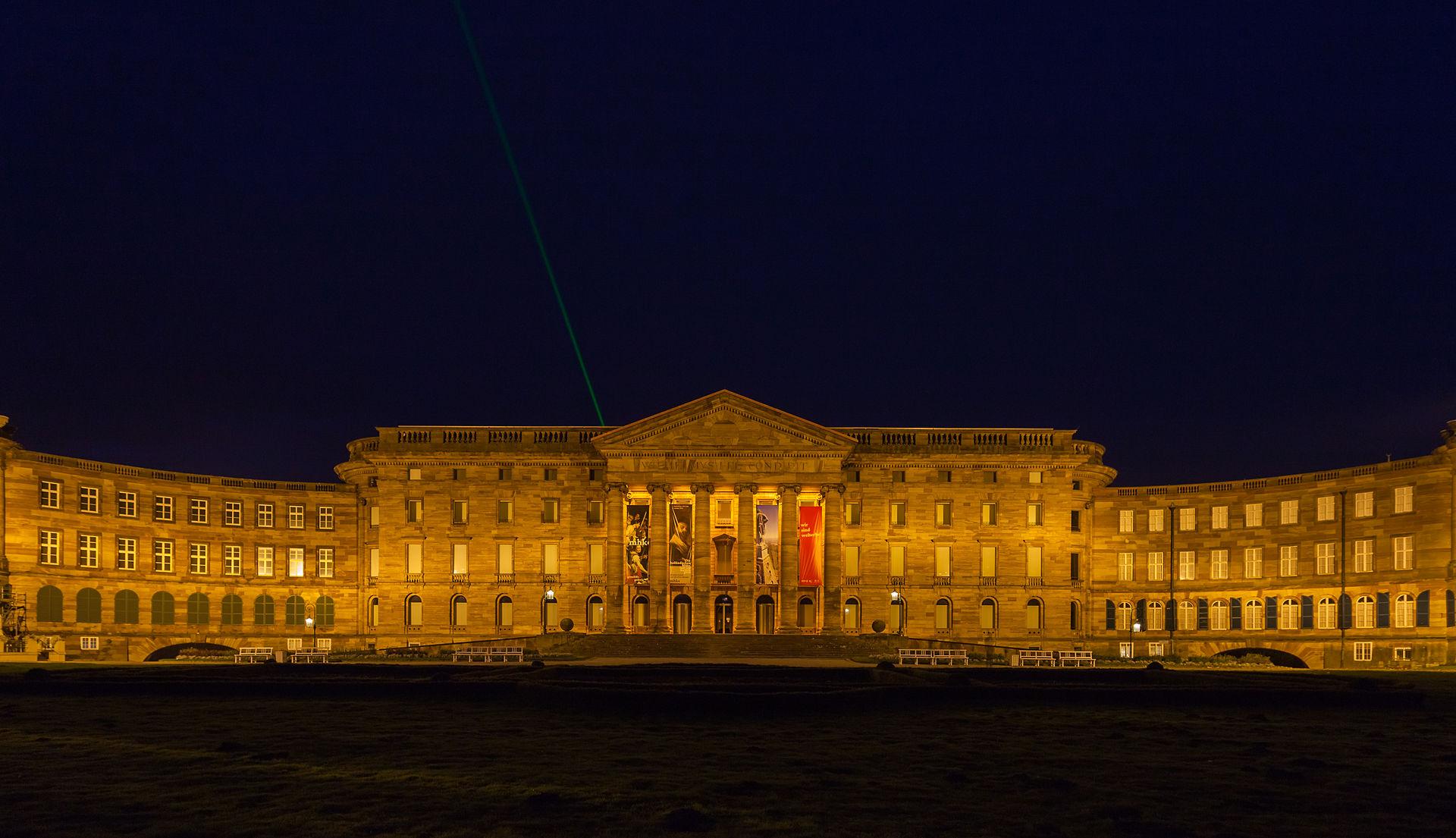 Bild Schloss Wilhelmshöhe Kassel