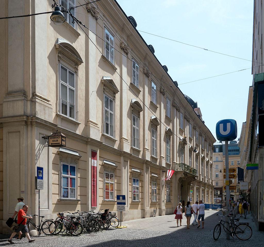 Bild Palais Esterházy Wien