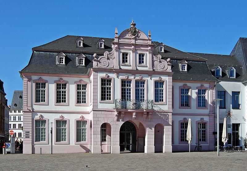 Bild Galerie Palais Walderdorff Trier