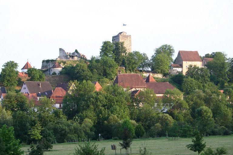 Bild Burg Pappenheim