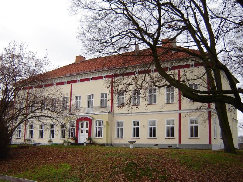 Bild Schloss Parchen