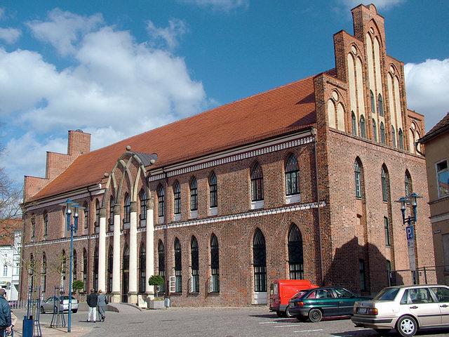 Bild Rathaus Parchim