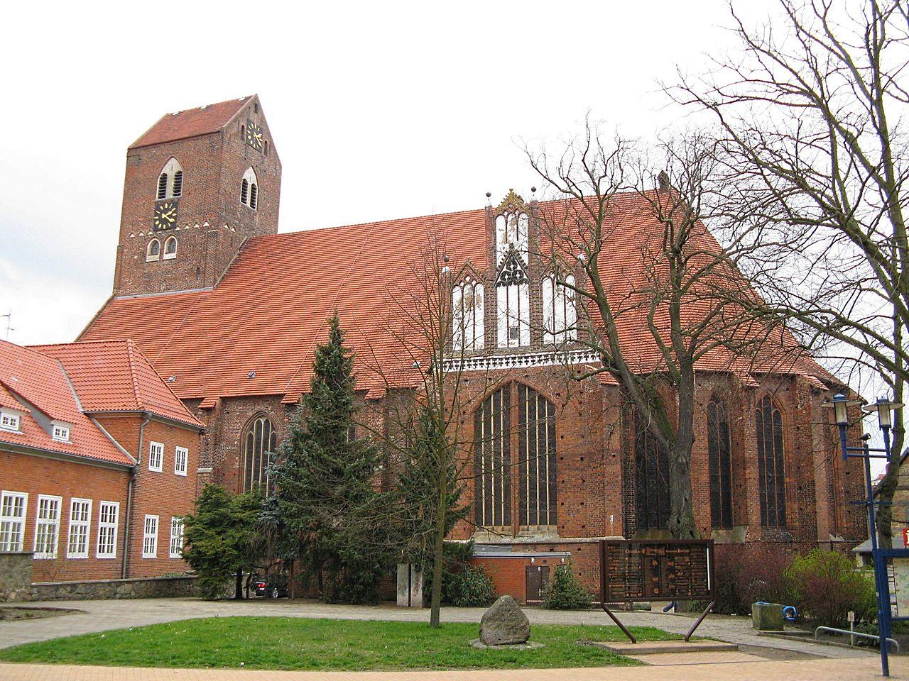 Bild Pfarrkirche St. Georgen Parchim