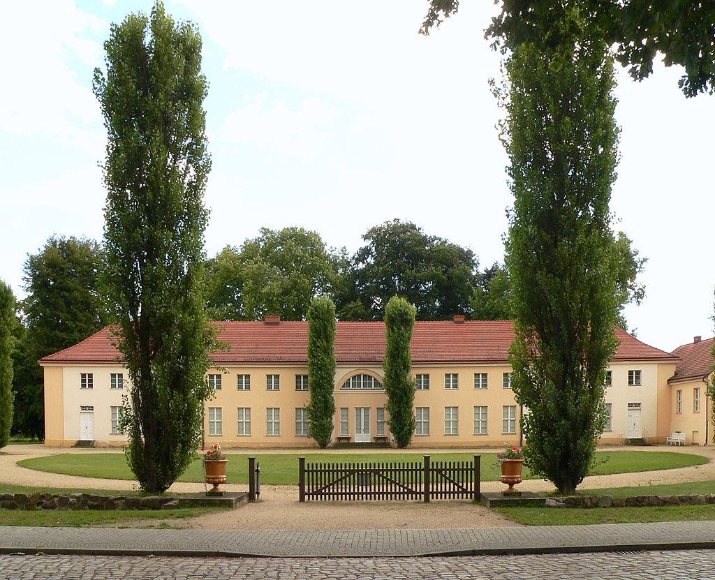 Bild Schloss Paretz