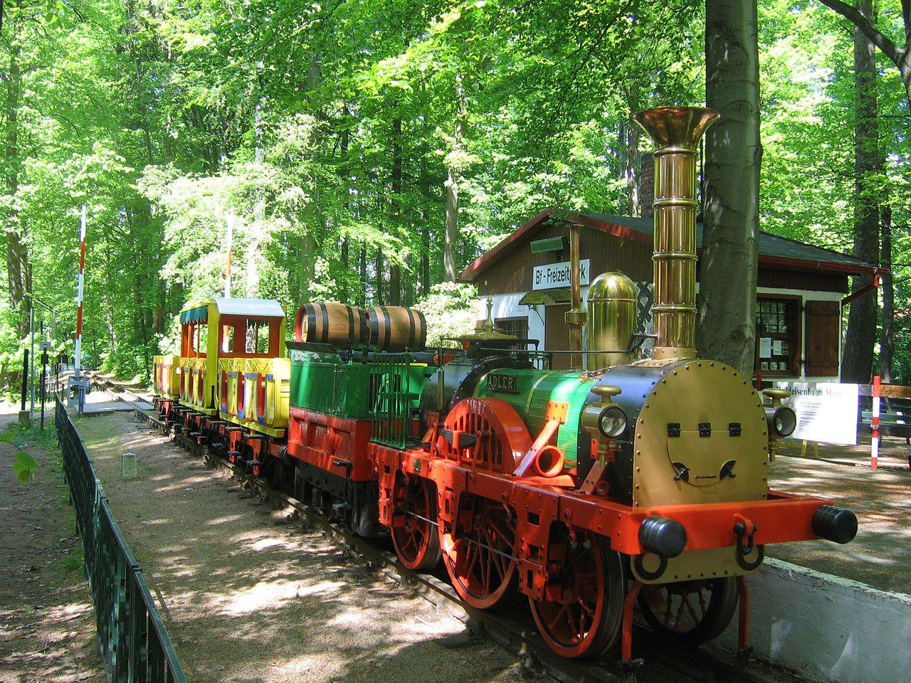 Bild Parkeisenbahn Görlitz