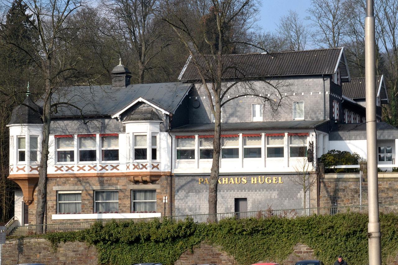 Bild Parkhaus Hügel